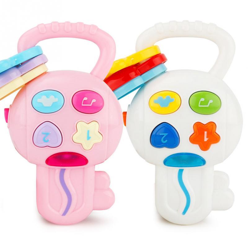 Baby Children Music Key With Light Baby Child Toys Children Funny Birthday Gifts