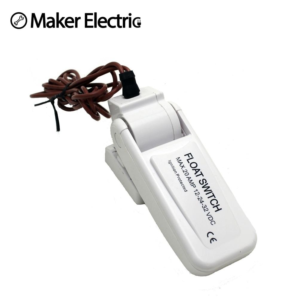 Bilge Schalter durchflusssensor für bilgen pumpen Automatische ...