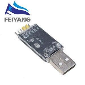 USB إلى TTL تحويل UART وحدة CH340G CH340 3.3V 5V التبديل