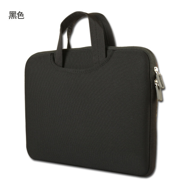 Hot Zipper Computer Sleeve Case For Macbook Laptop AIR PRO Retina 11 12 13 14 15 13.3 15.4 15.6 inch 1