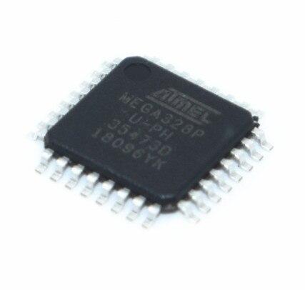 ATMEGA328P-AU QFP ATMEGA328-AU TQFP ATMEGA328P MEGA328-AU SMD nuovo e originale IC ATMEGA328P-U