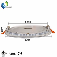 50PCS LED PANEL LIGHT 24V WITH SHIPPING TO US WITHOUT DRIVER