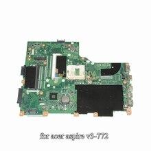 EA VA70HW MAIN BOARD REV 1.3 for acer aspire v3-772 laptop motherboard PGA 947 DDR3L one HDD connector