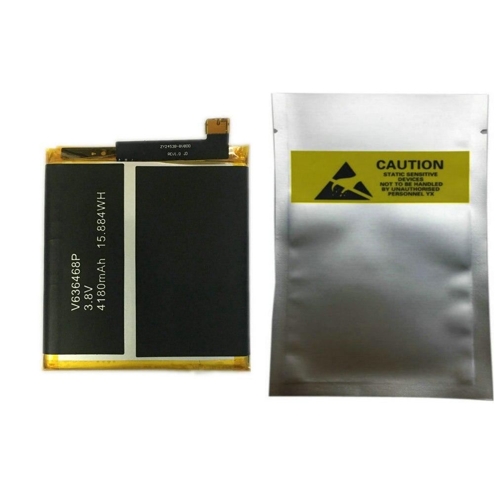 4180 mah Batterie Compatible Pour Blackview BV8000 BV8000 Pro V636468P Téléphone Portable Batterie Bateria Batterij Testé En Stock