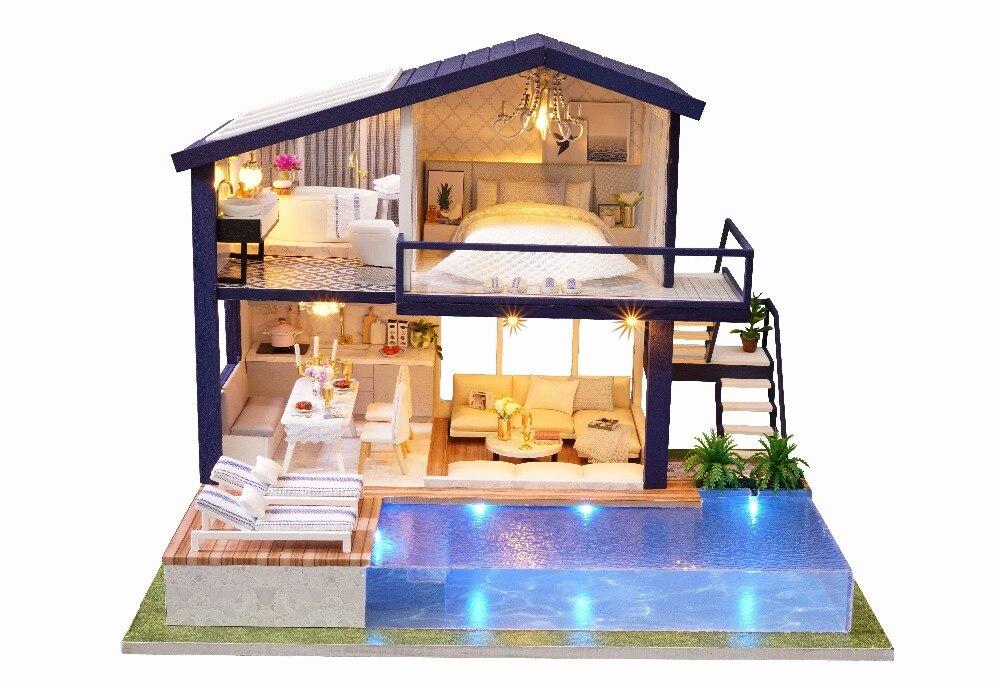 Cheap Casas de boneca