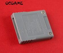 OCGAME SD ذاكرة فلاش بطاقة WISD عصا محول تحويل محول بطاقة قارئ لوى NGC جيم كيوب لعبة وحدة 10 قطعة/الوحدة
