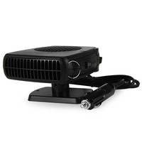 TOYL Car Auto Vehicle Electric Fan Heater Heating Windshield Defroster Demist 12V 150W