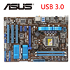 Asus P8H61 PRO Desktop Motherboard H61 USB 3 0 Socket LGA 1155 I3 I5 I7 DDR3