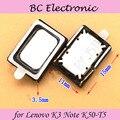 Para Lenovo K3 nota K50-T5 campanero del zumbador del altavoz altavoz reemplazo reparación de piezas de repuesto Flex Cable envío gratis