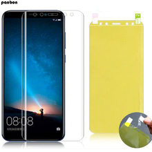 3D Soft Nano front Film for Asus Zenfone 3 Zoom S Max ZE553KL ZC553KL ZE552KL ZC550KL ZC551KL ZE520KL Screen Protecter Hydrogel(China)
