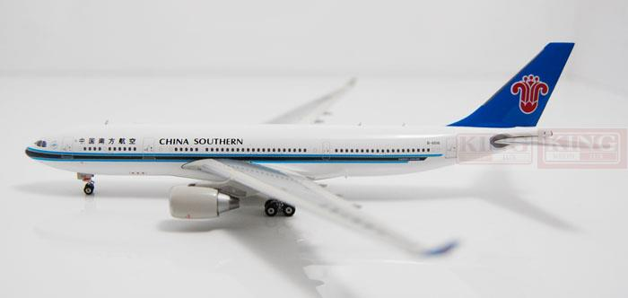 10749* Phoenix China Southern Airlines B-6516 1:400 A330-200 commercial jetliners plane model hobby phoenix 11181 china international aviation b 5977 a330 fiftieth 1 400 a330 300 commercial jetliners plane model hobby