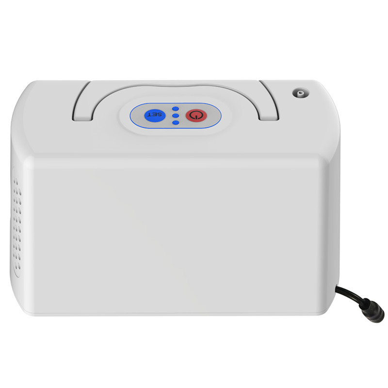 Image 3 - Outdoor travel medical care legend 3L health care mini portable oxygen concentrator for elderlyOxygen Machine