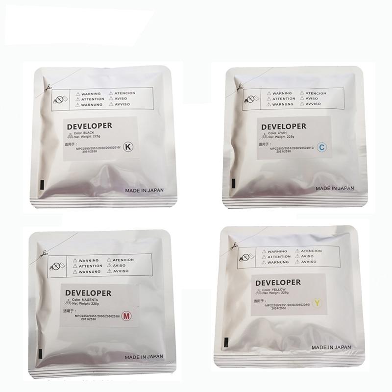 for Ricoh Aficio MP C2030 C2050 C2010 C2550 C2530 C2051 C2551 developer Iron Powder 225g bag