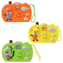 Животный узор световая проекционная камера Обучающие игрушки Детский подарок