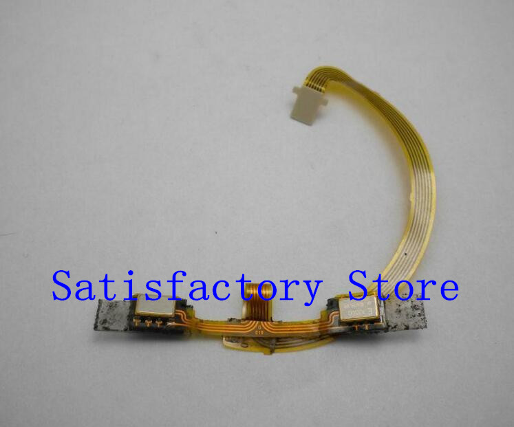 Original Lens Bayonet Mount Detector Sensor Flex Cable For Canon EF-S 18-55mm F/3.5-5.6 IS 18-55 II Repair Part