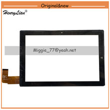 HENRYLIAN 10.1'' NEW tablet pc for Chuwi Hi10 CW1515 digitizer touch screen glass sensor HSCTP-747-10.1-V0(China)