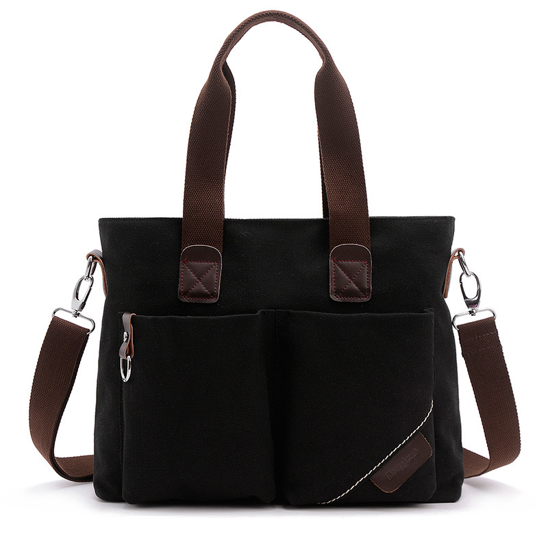 New One-shoulder Business Casual Briefcase
