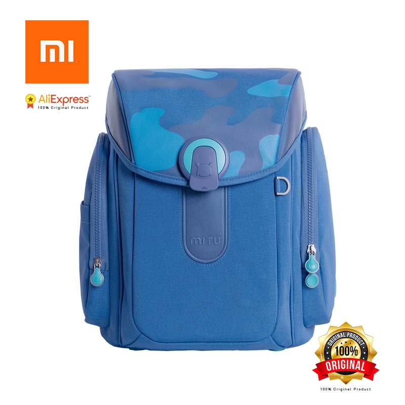Original Xiaomi Children School Backpacks 13L for Women Men Backpack Large Capacity Student New Bag Infant Class A