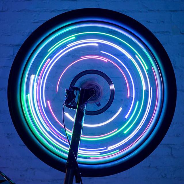 20 Led Kolorowe Rower światła Rower Górski światło Rowerowe