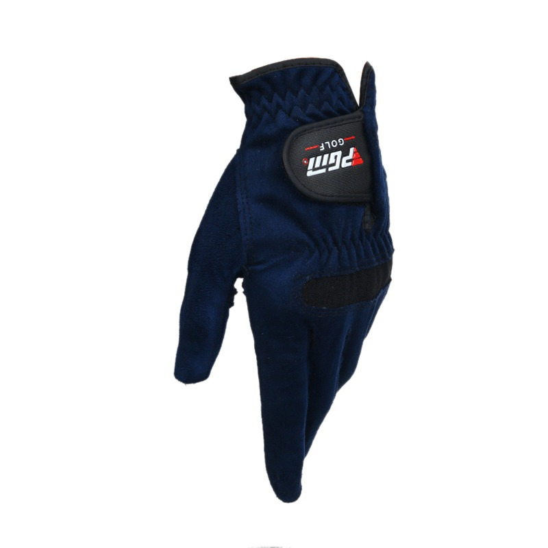 N 1pcs Golf Sports Mens Right Left Hand Golf Gloves Sweat Absorbent Microfiber Cloth Soft Breathable Abrasion Gloves New