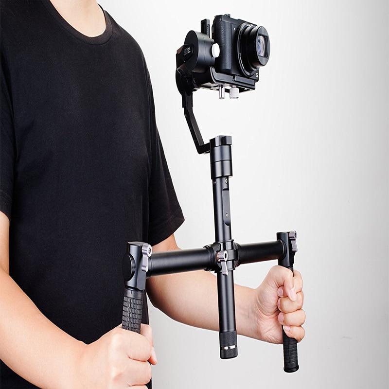 EU Stock Zhiyun Dual Handheld Grip for Zhiyun Crane/Crane-M 3 Axis Camera Gimbal Stabilizer supertramp the story so far
