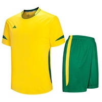 New Football Shirts Tenue Football Enfant Soccer Jerseys Mens Football Jersey Sets Breathable Quickly Dry Kids