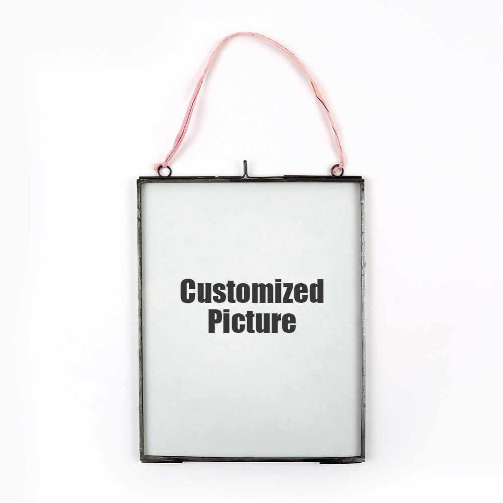 HDARTISAN Impresión personalizada en lienzo Su foto Familia Bebé - Decoración del hogar - foto 3