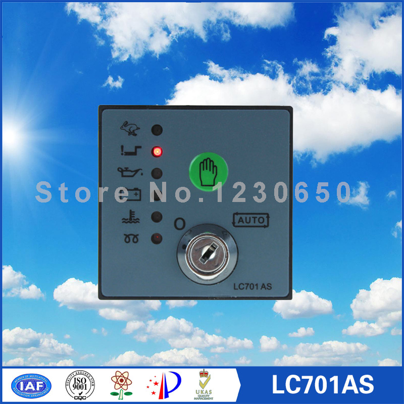 Generator controller LXC701AS same size and same functions as DSE701 Generator controller LXC701AS same size and same functions as DSE701