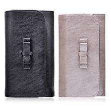 Butterfly PU Makeup Brush Bag Waist Case Professional Powder