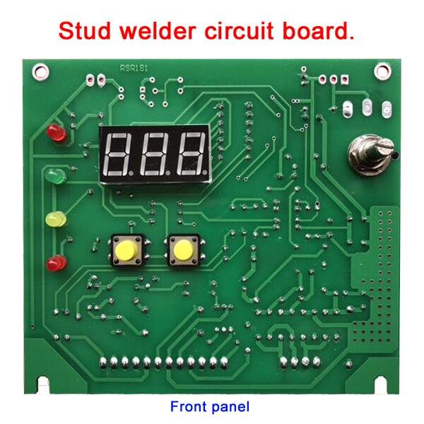 YDT Stud schweißen maschine bord für Kapazitive energie lagerung schweißen, für Peg schweißen maschine. Rohr isolierung nagel bar.