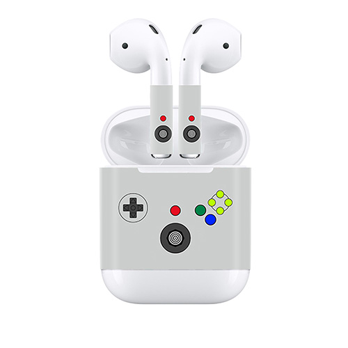dcfbd6716ea Customizable Design for Apple Airpods Skin Stickers Earphone Decal ...
