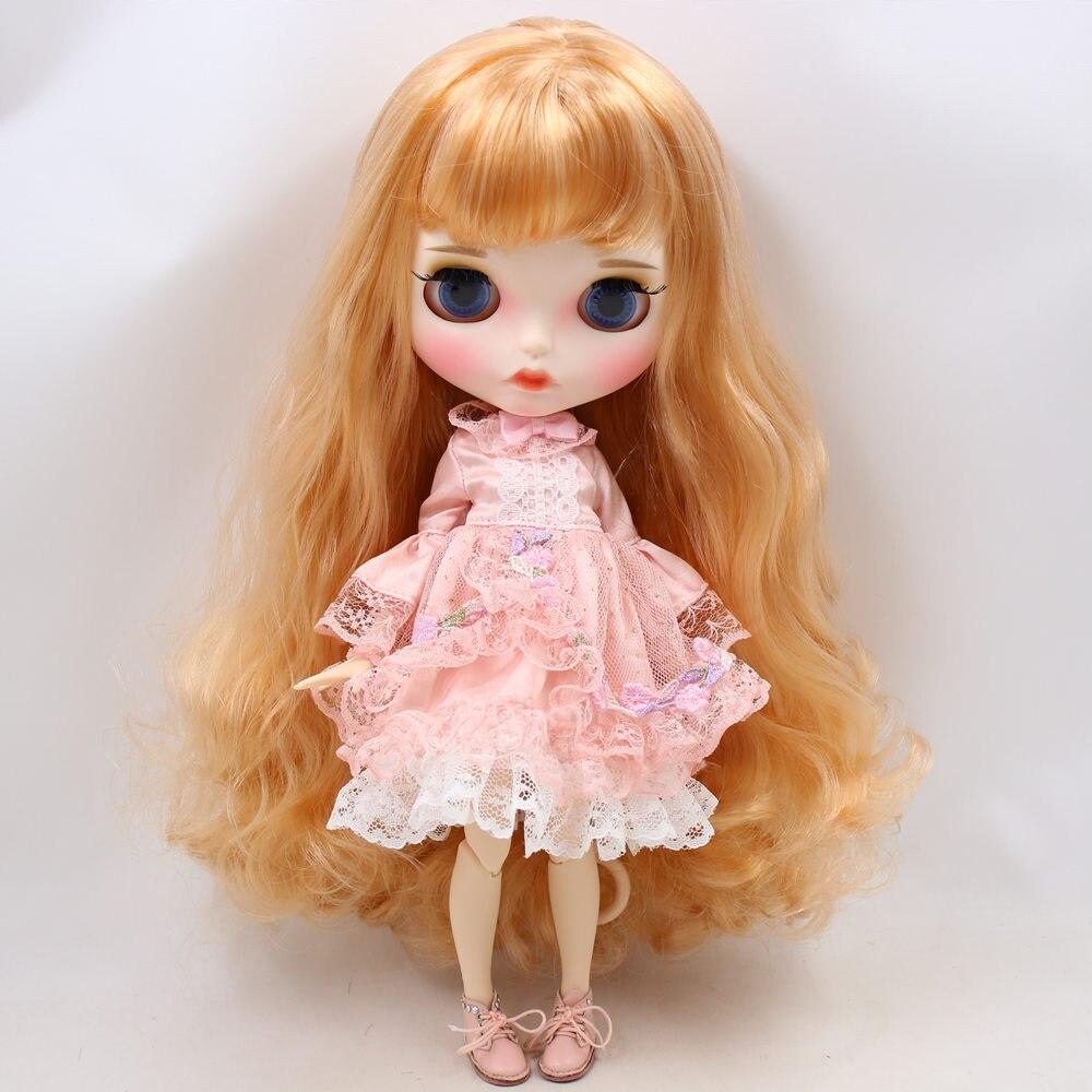ICY Nude Blyth Doll, ale nie gwarantujemy poprawności wszystkich danych. BL2240 jasny brąz rzeźbione usta matowy dostosowane twarzy wspólne ciało 1/6 bjd w Lalki od Zabawki i hobby na  Grupa 1