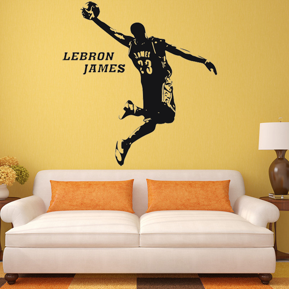 Buy basketball wall paper and get free shipping on AliExpress.com