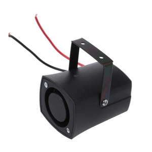 Image 1 - DC12V Auto Warning Siren Backup Alarms Horns Beep Reverse Slim Invisible Horn INY