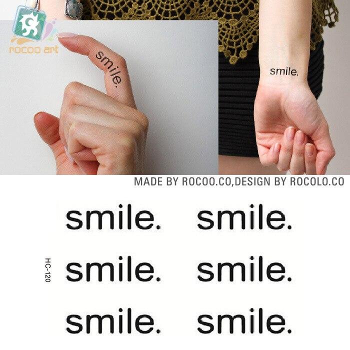 ⑦10 unids tatuaje impermeable de hombres y mujeres pequeño tatuaje ...