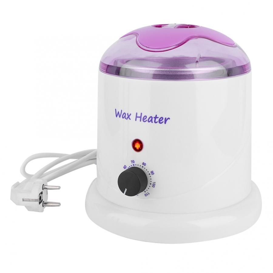 Multi functional Wax Heater Warmer Depilatory Wax Bean Heating Melter Machine EU Plug Hair Removal Wax