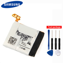 Original Samsung SM-R380 Battery For Gear2 R380 SMR380 Authentic Replacement 300mAh