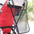 Venda de afastamento Carrinho de Bebê Bolsa de Transporte Carrinho de Bebê Malha Saco de Um Saco de Rede para Carrinhos De Guarda-chuva Carro Acessórios Do Carro Frete Grátis