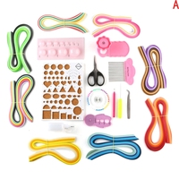 3mm 5mm DIY Paper Quilling Tools Set Template Tweezer Pins Slotted Tool Kit Handmade Paper Card