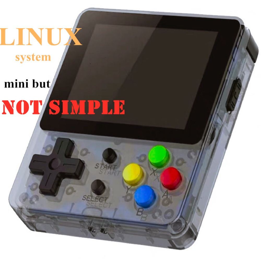 CoolBaby LDK video game console Retro Mini Handheld Game players portable Console HD Children Retro Mini