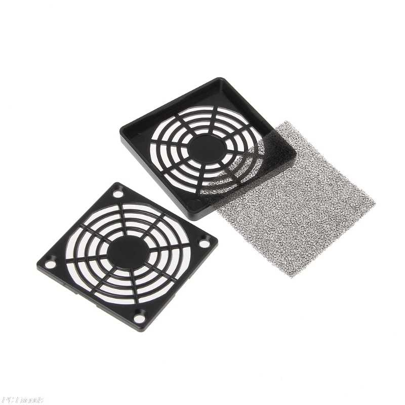 Компьютер гвардии пылезащитный пыли фильтрация PC чехол вентилятор Охлаждающий Фильтр 40/50/60/90 мм