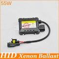 Delgado bloque de encendido 55 W 35 W Xenon HID Sustitución Electrónica de Conversión Digital de Lastre Para Lámpara de Xenón HID