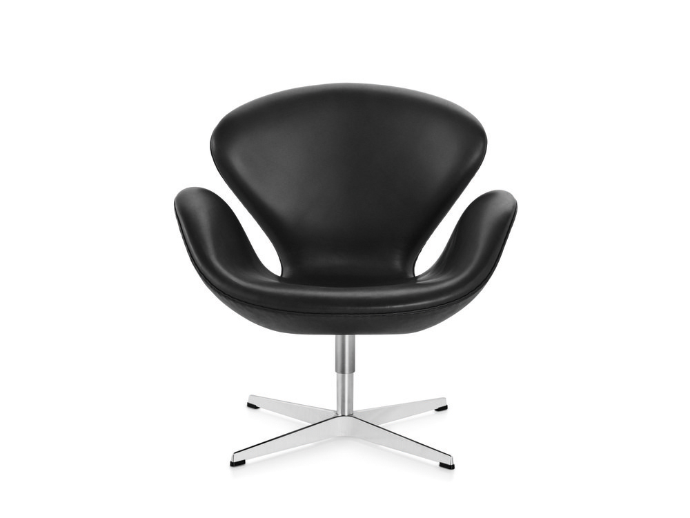 Fritz Hansen Egg Chair Prijs.Replica Fritz Hansen Zwaan Stoel Lederen Swan Chair Leather Chair
