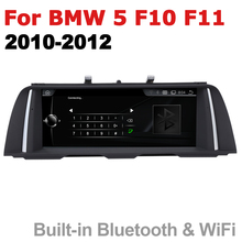 Car Android Radio GPS Multimedia player For BMW 5 Series F10 F11 2010~2012 CIC stereo HD Screen Navigation Navi Media