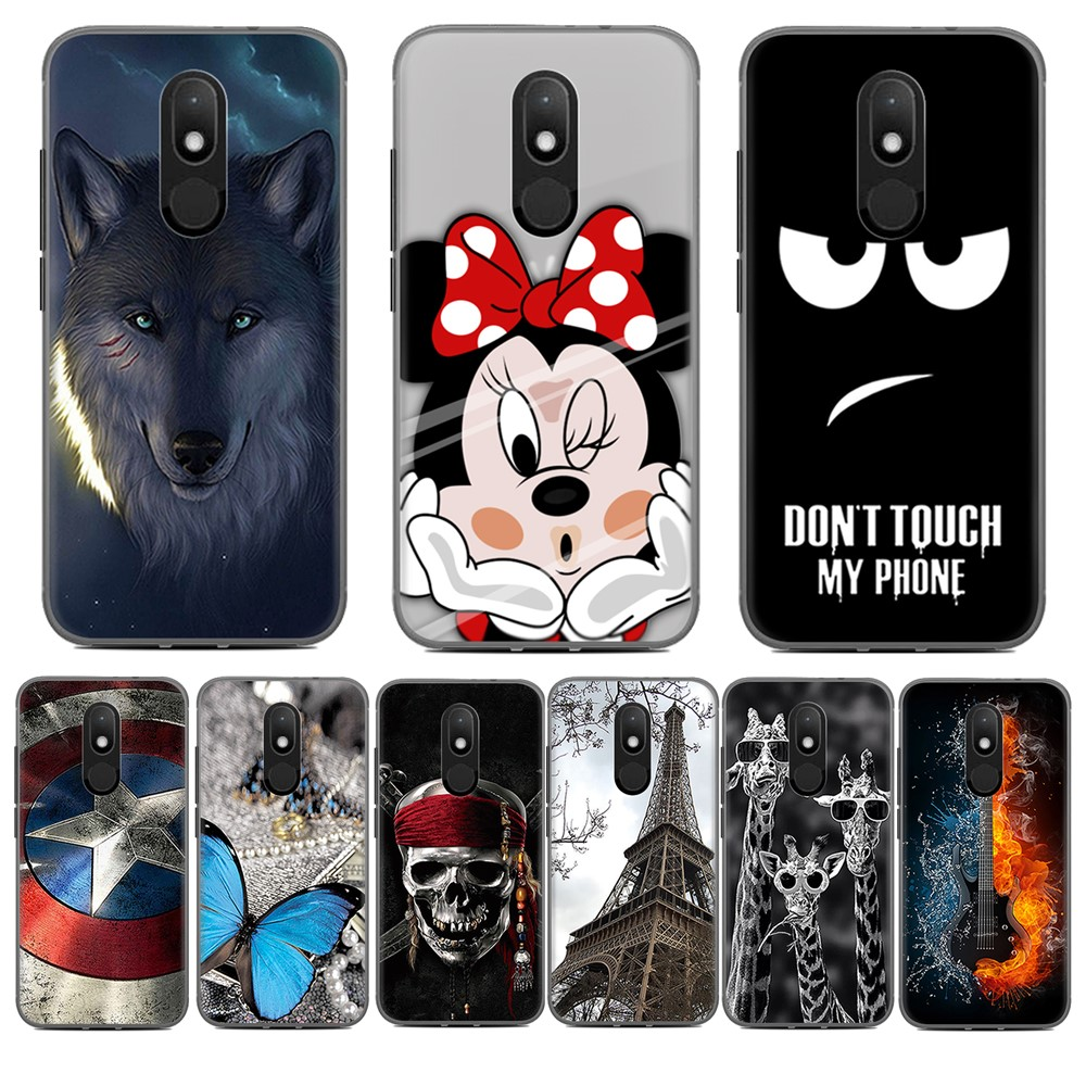 outlet store sale united kingdom lowest price US $2.99 |For Coque Wiko Wim Lite Case Luxury Cartoon TPU Case For fundas  Wiko Wim Lite Soft Silicone Phone Protective Back Cover Sikn-in Fitted  Cases ...