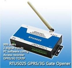 GSM system kontroli dostępu przez telefon komórkowy/sms obsługiwane otwieracz do RTU 5025 System alarmowy GSM