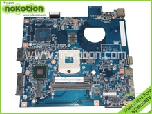 MBBRV01003 48 4IQ01 041 For Acer aspire 4752 laptop font b Motherboard b font Intel HM65