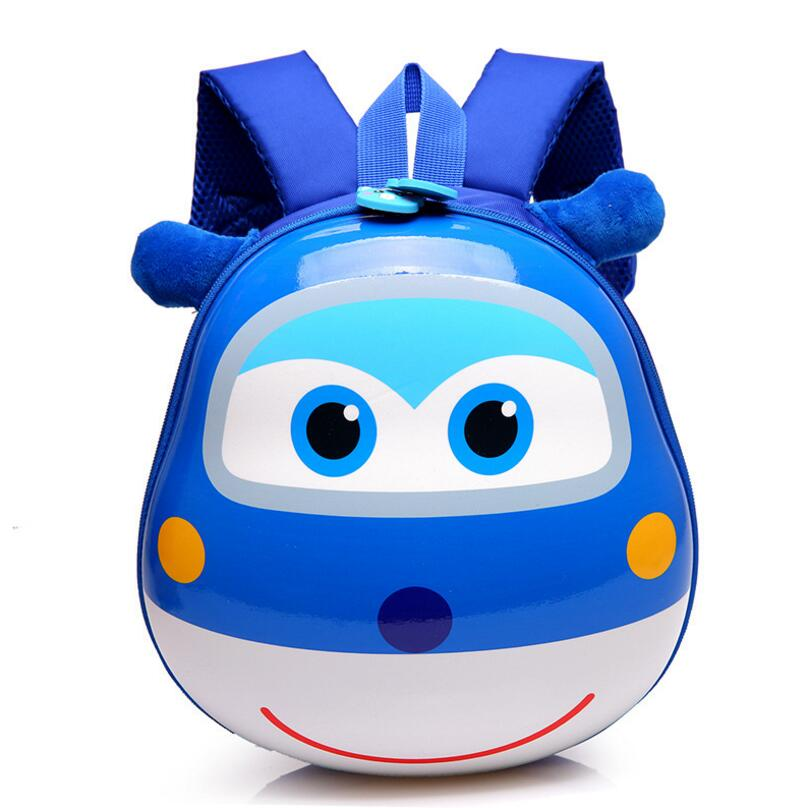 3D Cartoon Kindergarden Backpack Children font b Bag b font Mini font b School b font