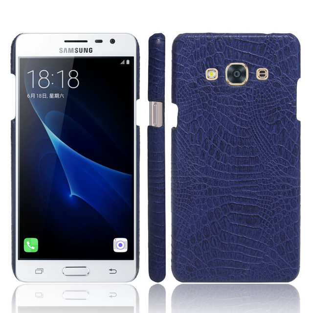 huge discount 3cf2c 47c39 US $4.57 8% OFF|for Samsung Galaxy SM J3119S J3 J 3 Pro Duos TD LTE for  Samsung Galaxy SM J3110 SM J3119 Phone crocodile pattern Case Cover 5.0