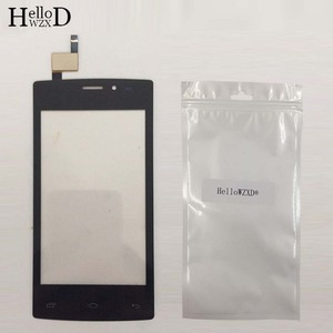 Image 4 - Pantalla táctil móvil de 4,0 pulgadas para Tele2 mini pantalla táctil de cristal, digitalizador, lente de Panel de vidrio frontal, película protectora del Sensor